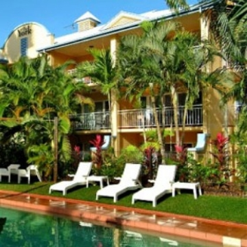 Visit Cairns - The York Apartments