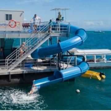 Visit Cairns Moore Reef Pontoon Cruise
