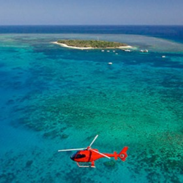 Visit Cairns  Cairns Helicopter Charters  Scenic Flights