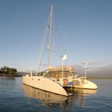 Visit Cairns - Luxury Sailing Catamaran Charter
