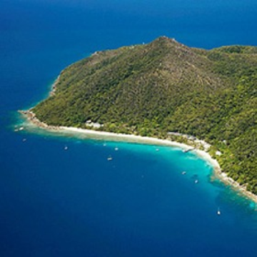 Visit Cairns Fitzroy Island National Park Camping
