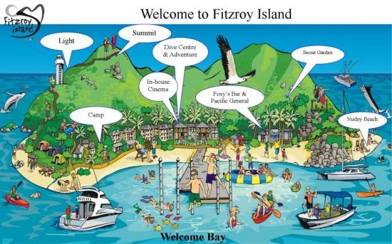 Cairns Green Island Ferry Ticket Booking