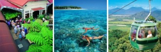 Green Island and the Great Barrier Reef Package